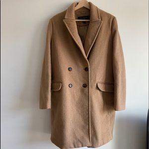 Paul Costelloe Wool and Nylon Coat